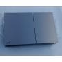 Инсталляция для подвесного унитаза AlcaPlast AM101/1120+AIR ALUNOX хром мат (алюминий)