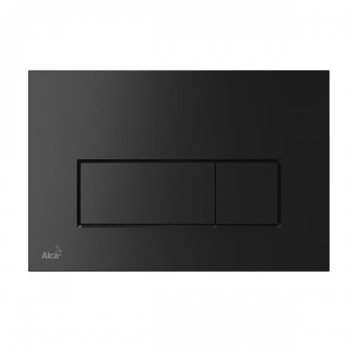 Кнопка управления AlcaPlast M578 черный мат