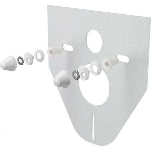 Звукоизоляционная плита AlcaPlast M910 для унитаза/биде