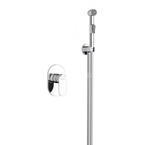 Смеситель + гигиенический душ Koller Pool Round Arc (RAH0045)