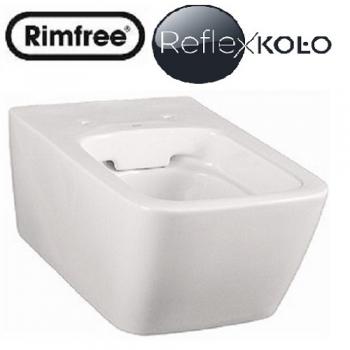 Унитаз Kolo Life Rimfree M23120900