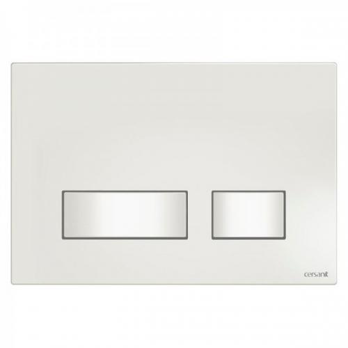 Кнопка смыва Cersanit Movi (S97-010) белое