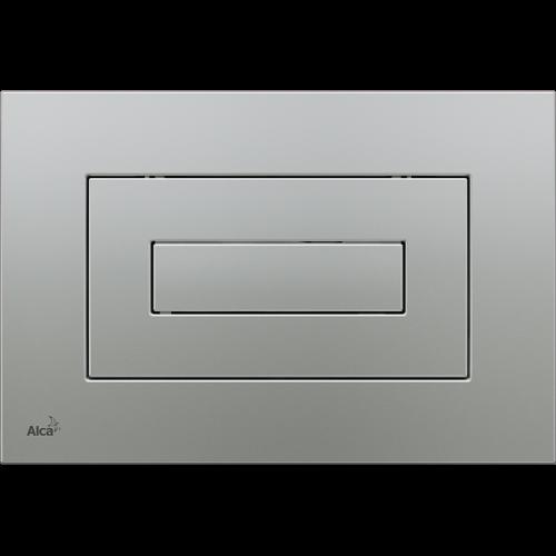 Кнопка управления AlcaPlast M472 хром–матовая
