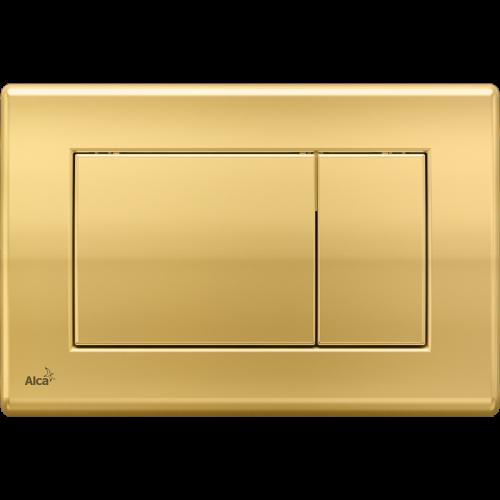 Кнопка управления AlcaPlast M275 золотая