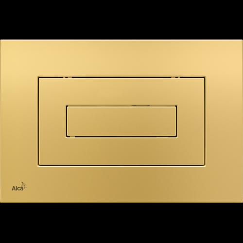 Кнопка управления AlcaPlast M475 золотая