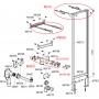 Инсталляция для раковины Alcaplast A104/1200