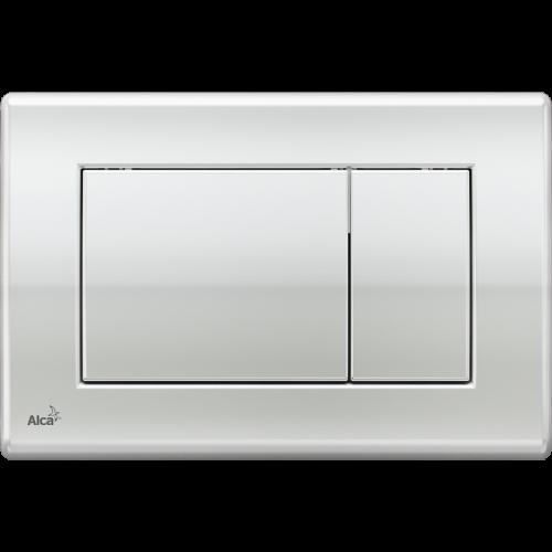Кнопка управления AlcaPlast M271 хром-блестящая