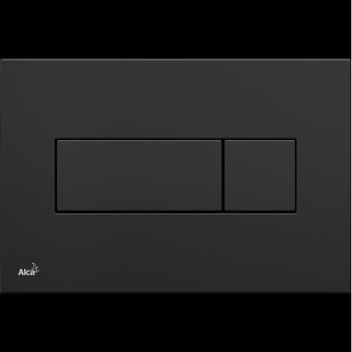Кнопка управления AlcaPlast M378, черная
