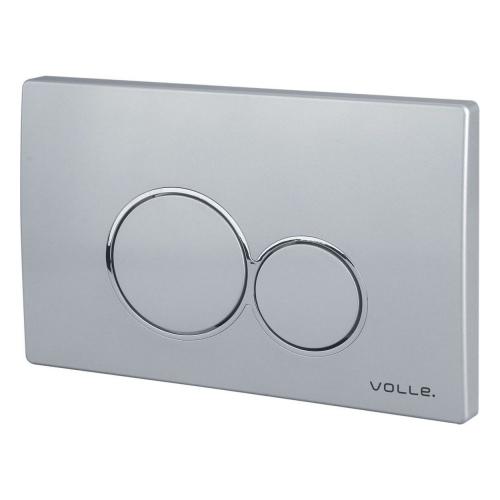 Кнопка смыва Volle VISO EVO 222122 хром, пластик