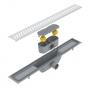 Трап для душа Volle 90-22-602 c сплошной решеткой