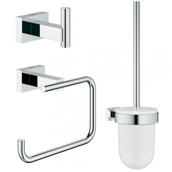 Набор аксессуаров Grohe Essentials Cube 40757001