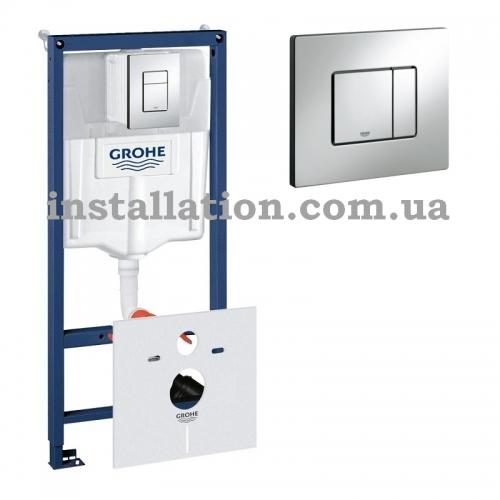 Инсталляция для унитаза GROHE Rapid SL 3873200A