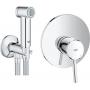 Гигиенический душ+смеситель Grohe Concetto Sena 26332007