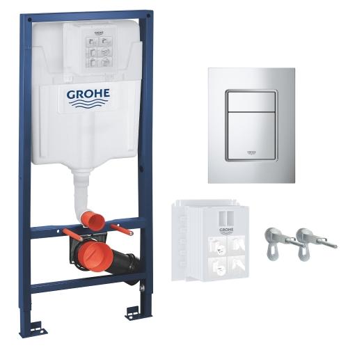 Инсталляция Grohe Rapid SL 3in1 S 39501000