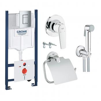 Набор в туалет Grohe Rapid SL 38929000 + 121646 + 40367001