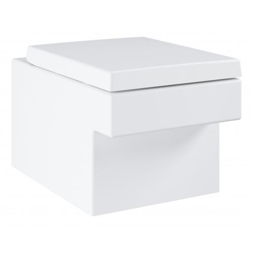 Подвесной унитаз Grohe Cube Ceramic 3924400H + сидение