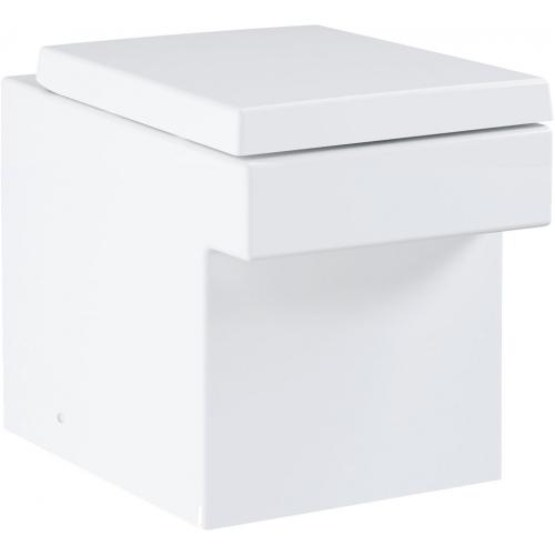Приставной унитаз Grohe Cube 3948500H + сидение