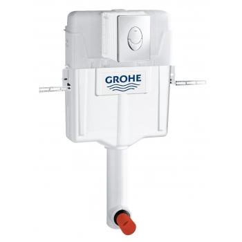 Бачок Grohe GD2 38661000+кнопка