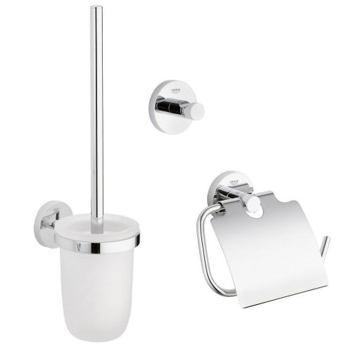 Набор Grohe Essentials (40407001) для туалета