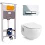 Инсталляция + унитаз: Imprese (i8120) + Volle Altea (13-64-267)