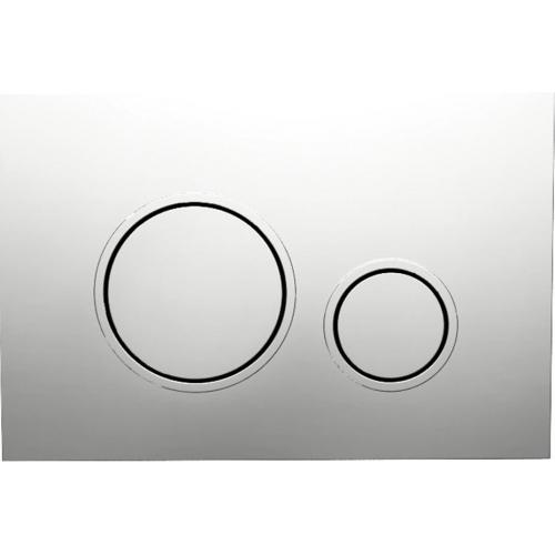 Кнопка смыва Koller Pool Twin Chrome