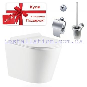 Унитаз Koller Pool Orion Rimless (OR-0515-RW) + подарок