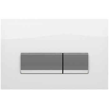 Клавиша Koller Pool Integro White Glass