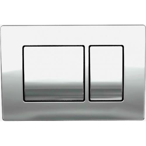 Кнопка смыва Koller Pool Kvadro Chrome