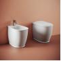 Унитаз напольный ArtCeram Azuley AZV002 01; 00+сиденье soft close (AZA0010171)