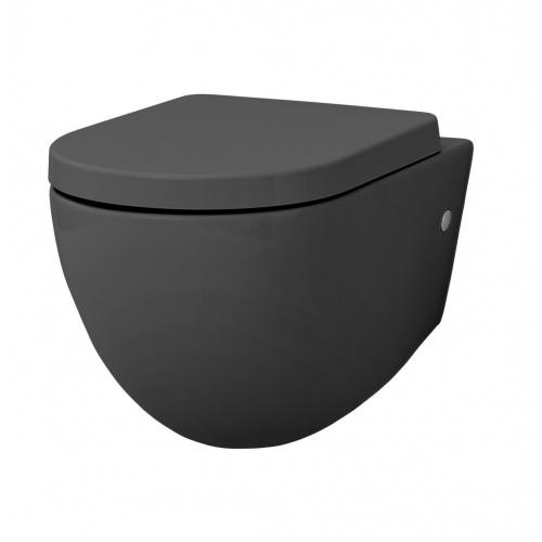 Унитаз подвесной Artceram File 2.0, grey olive (FLV004 15; 00)+сиденье soft close