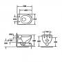 Унитаз подвесной Devit Project 3120147 c крышкой soft-close