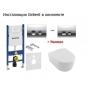 Инсталляция Geberit Duofix 458.126.00.1+ унитаз подвесной Villeroy & Boch Avento 5656RS01