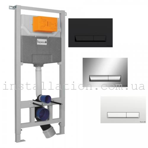 Инсталляция с унитазом: Imprese i5220 + i8040B