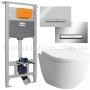 Инсталляция + Унитаз: Imprese (i5220) + Laufen Pro Rimless H820966