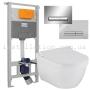 Инсталляция 3в1 Imprese i5220 +унитаз Volle Solar Rimless 13-93-363