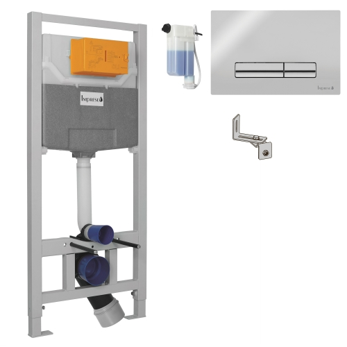Система инсталляции Imprese 3в1 i9120OLIpure с кнопкой