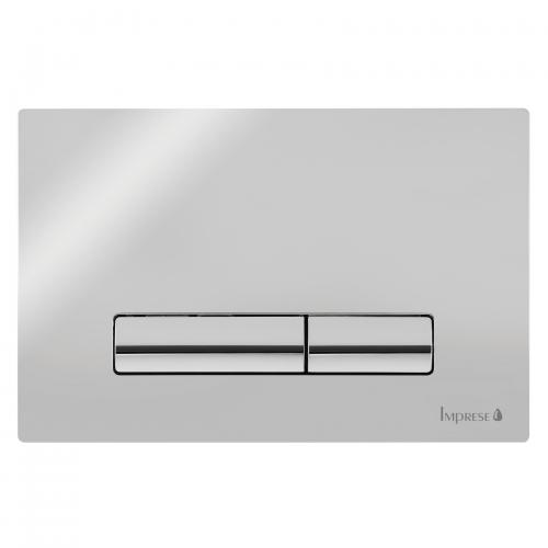 Клавиша смыва Imprese Pani (i9100OLIpure) хром