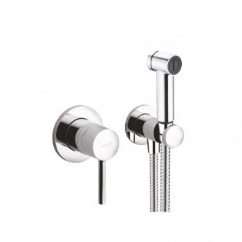 Гигиенический душ+смеситель Kludi Bozz 389980576