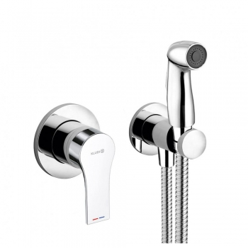 Гигиенический душ+смеситель Kludi Zenta SL 489990565
