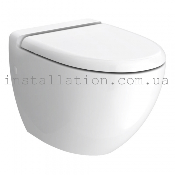 Унитаз Rak Ceramics Reserva rimless RS13AWHA+ Крышка