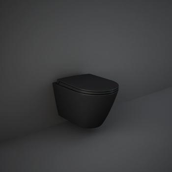 Унитаз Rak Ceramics Feeling Rimless RST23504A +Крышка
