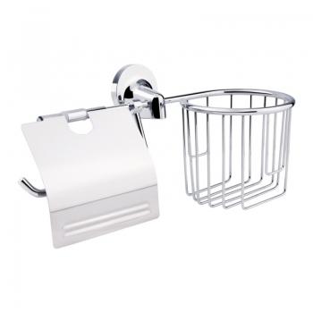 Держатель для туалетной бумаги и освежителя GF (CRM)/S-2803-1