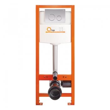 Инсталяция Q-tap Nest M425-M11CRM с накладной панелью