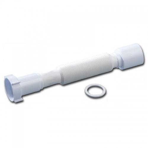 Гибкая труба Krono Plast ГН060 с накидной гайкой 1 1/2 длина 600 мм