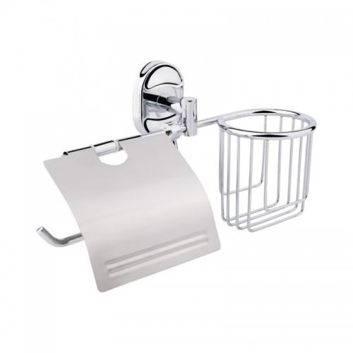 Держатель для туалетной бумаги GF (CRM)/S-2903-1