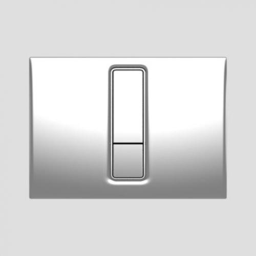Кнопка смыва Sanit 16.750.81..0000 WC хром