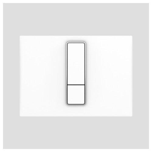 Кнопка смыва Sanit 16.751.01..0000 WC белая
