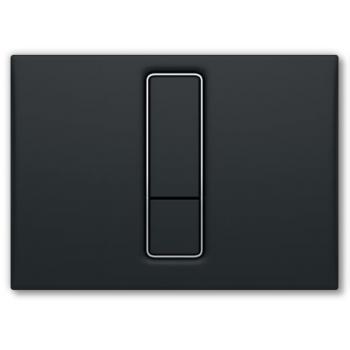 Клавиша смыва Sanit 16.751.82.0000 черная
