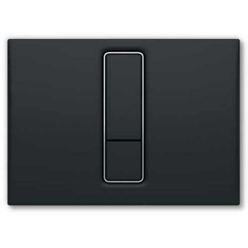 Кнопка смыва Sanit 16.751.82.0000 черная