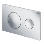 Кнопка смыва Viega Visign for Style 20 773799 хром